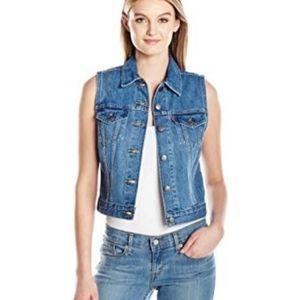 Size M I LEVI'S VINTAGE Jean Vest